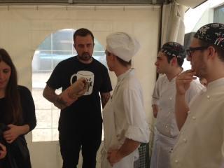 Incontro con lo Chef Rubio